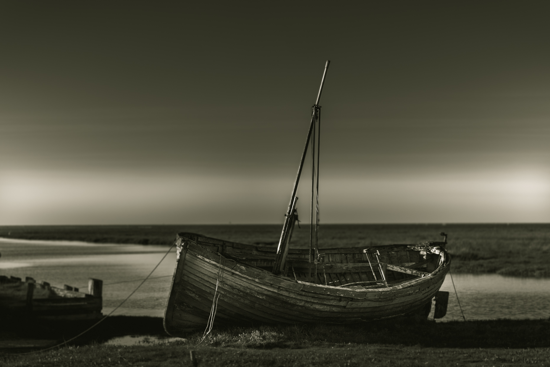 Thornham old harbour