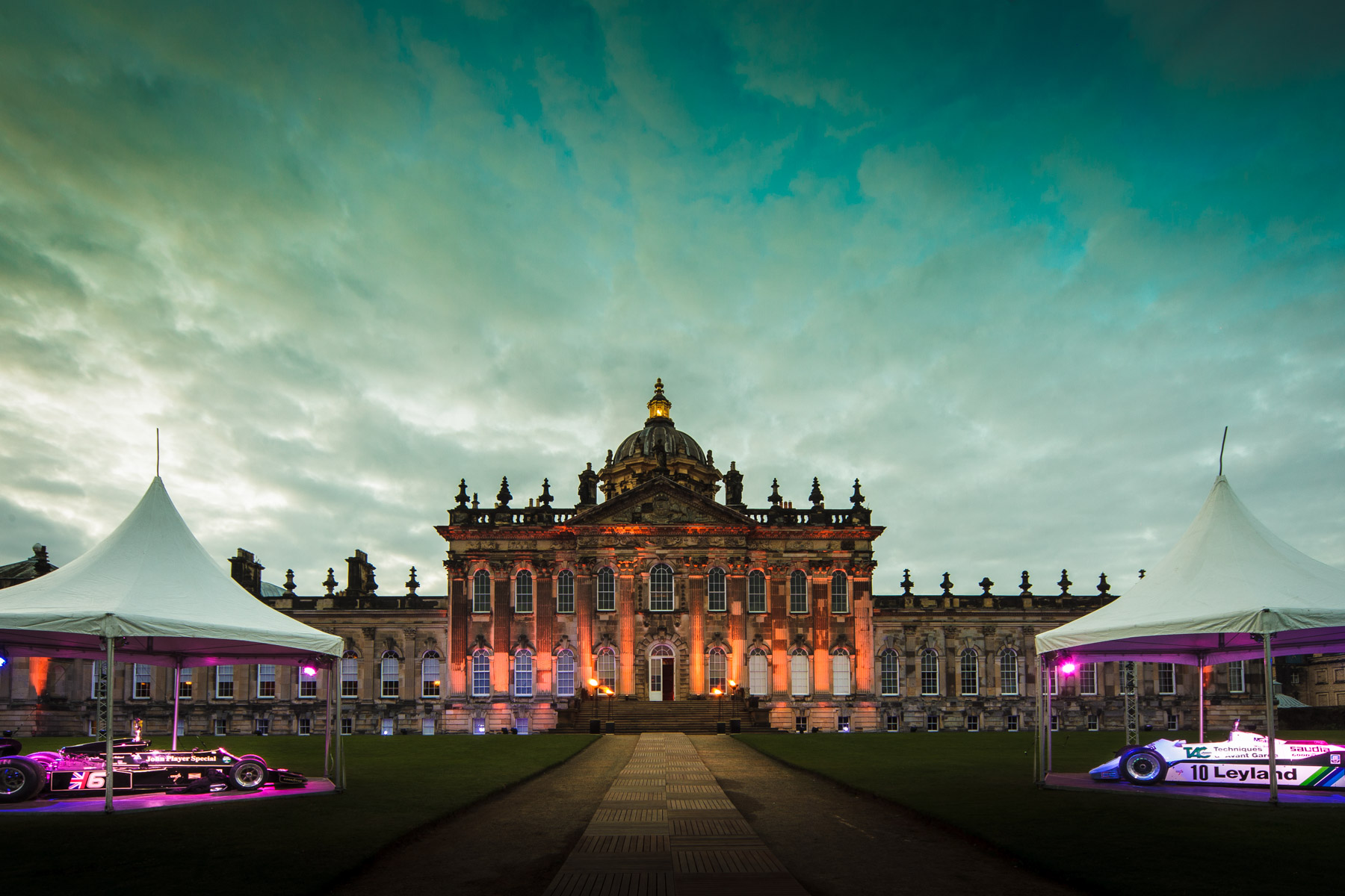 F1_Castle Howard