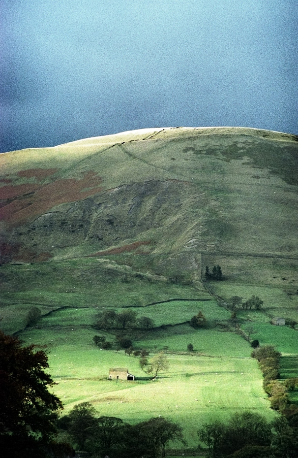 Green hill, Edale